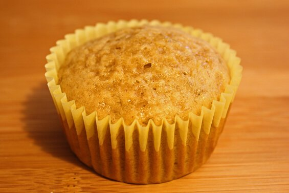 Classic Banana Muffins | www.gimmesomeoven.com