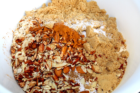 crunchy-granola-dry-ingredients