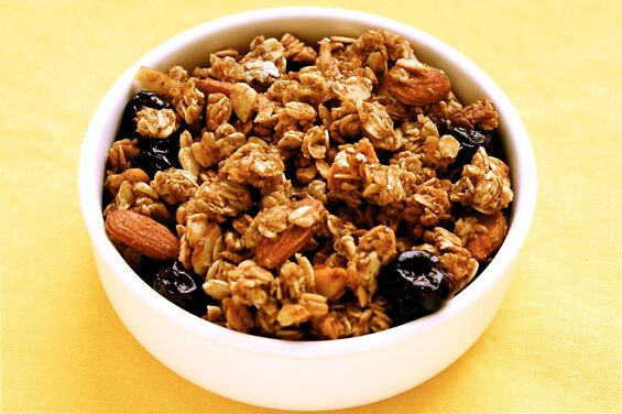 crunchy-granola