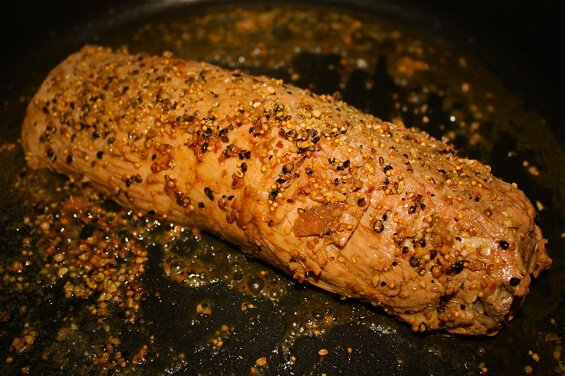 searing-pork-tenderloin