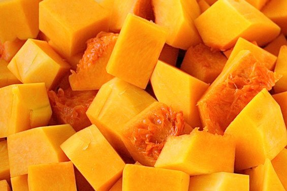 How To: Peel, Seed & Cut Butternut Squash