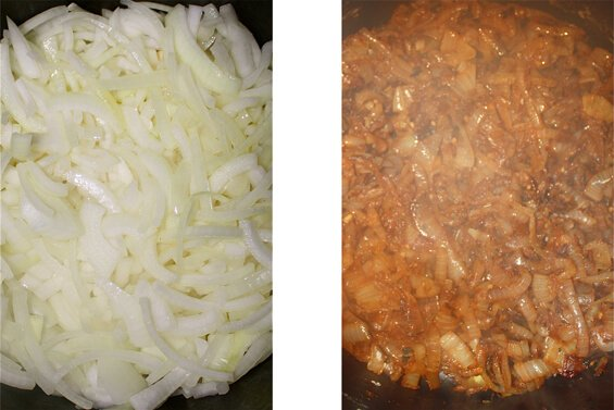 carmelizing-onions