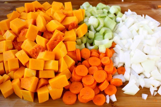 veggies-for-butternut-squash-soup