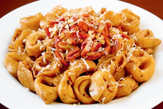 tortellini with balsamic brown butter recipe gimme some oven