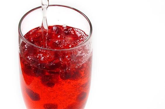 pomegranate-champagne