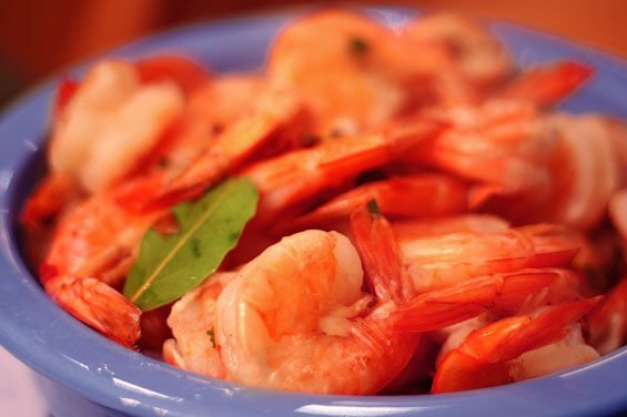 Easy Shrimp Peel (Shrimp Boil)