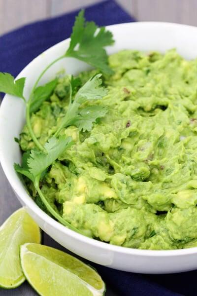 Perfect Guacamole Recipe | gimme some oven