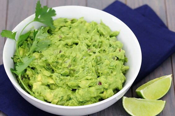 Perfect Guacamole Recipe | gimme some oven