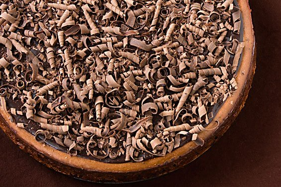 Bailey's Chocolate Cheesecake