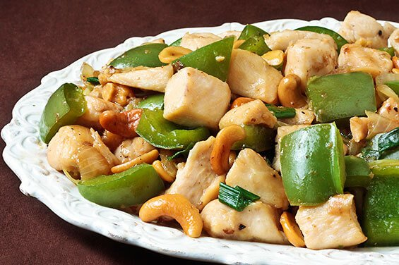 Cashew Chicken (????)