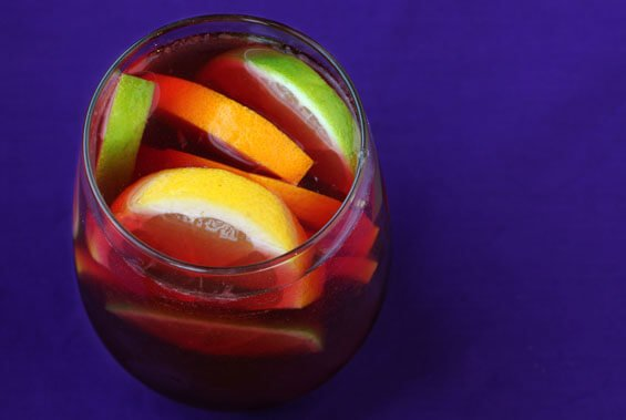 Red Sangria {Gimme Some Oven}