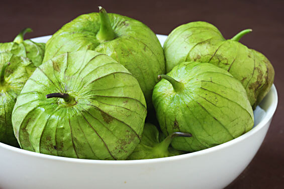 Tomatillo Salsa Verde Recipes — Dishmaps