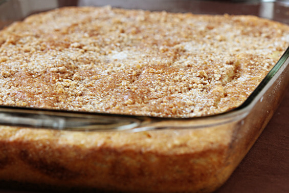 Cake In A Pan Recipes