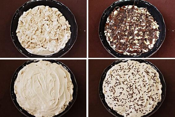 Vanilla Peach And Graham Cracker Ice Cream Recipes — Dishmaps