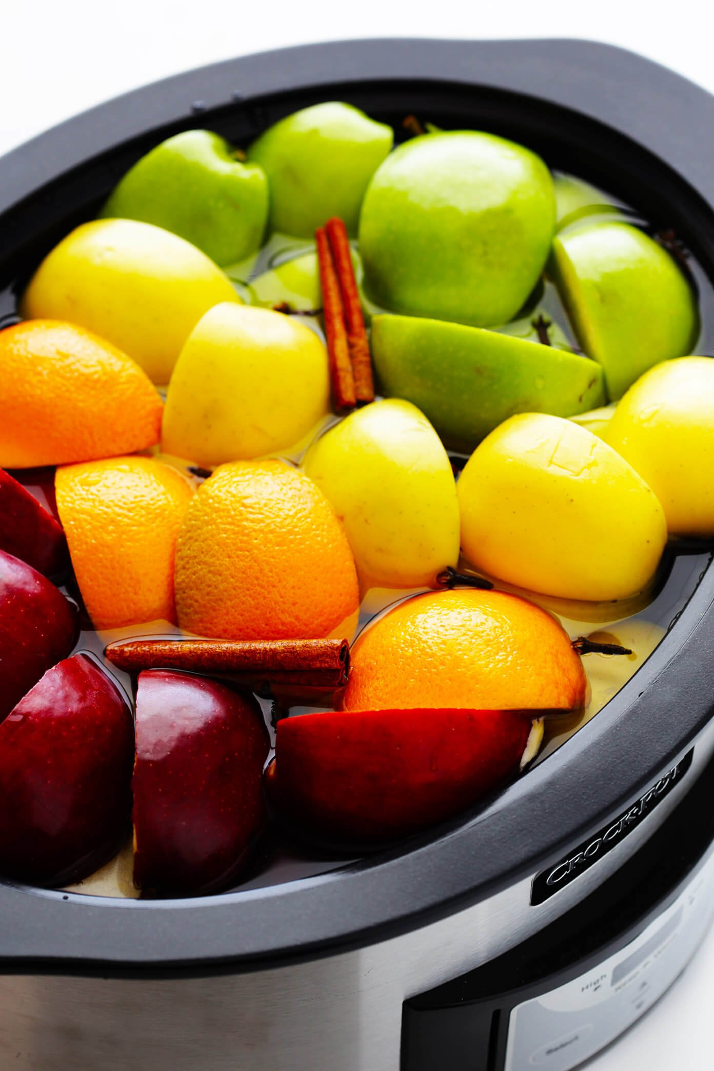 Crock-Pot Apple Cider Recipe