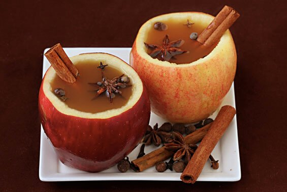 Apple Cider Cups {Gimme Some Oven}
