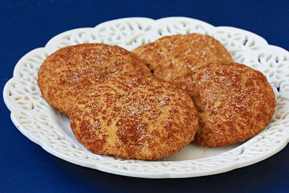 Appledoodles (Apple Snickerdoodles) {Gimme Some Oven}