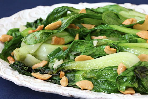 how to cook bok choy in oven