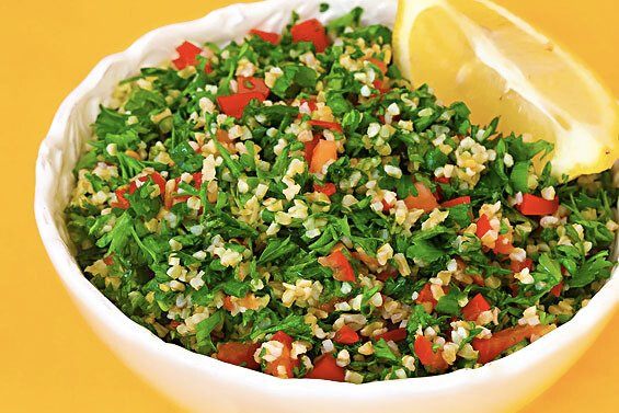 Tabbouleh Recipe — Dishmaps