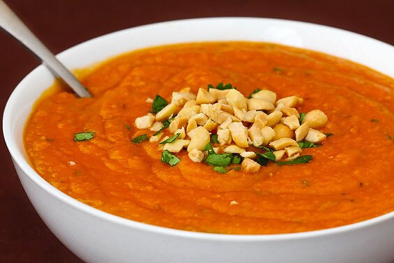 West African Peanut Soup Recipe – Food.com – 455020