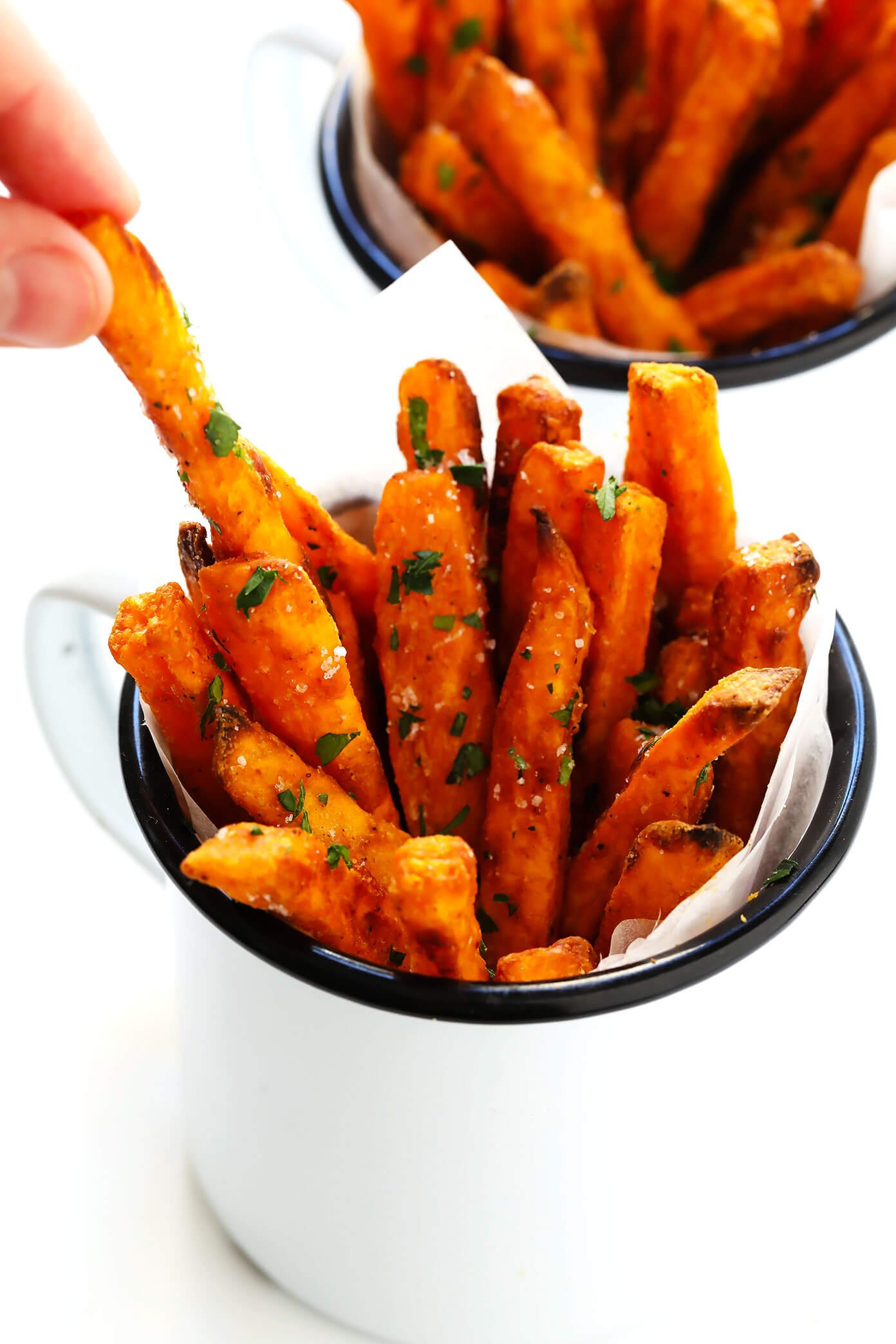 Crispy Sweet Potato Fries Recipe