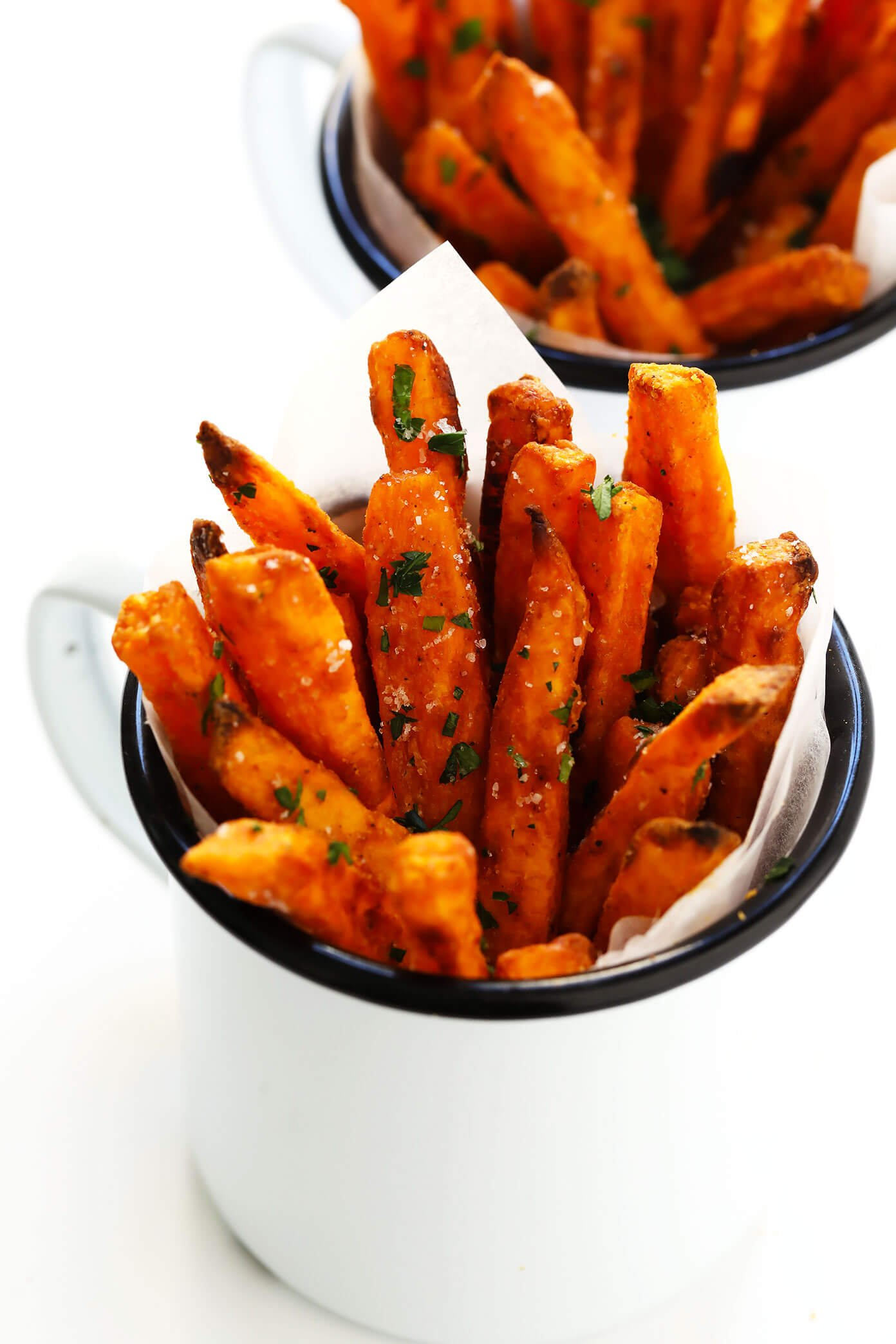 What can i make with sweet potato fries near me serve