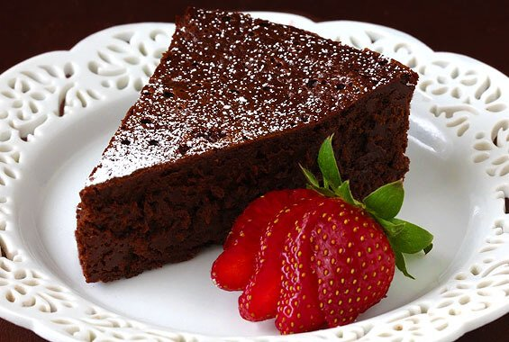 Three Minute Chocolate Cake