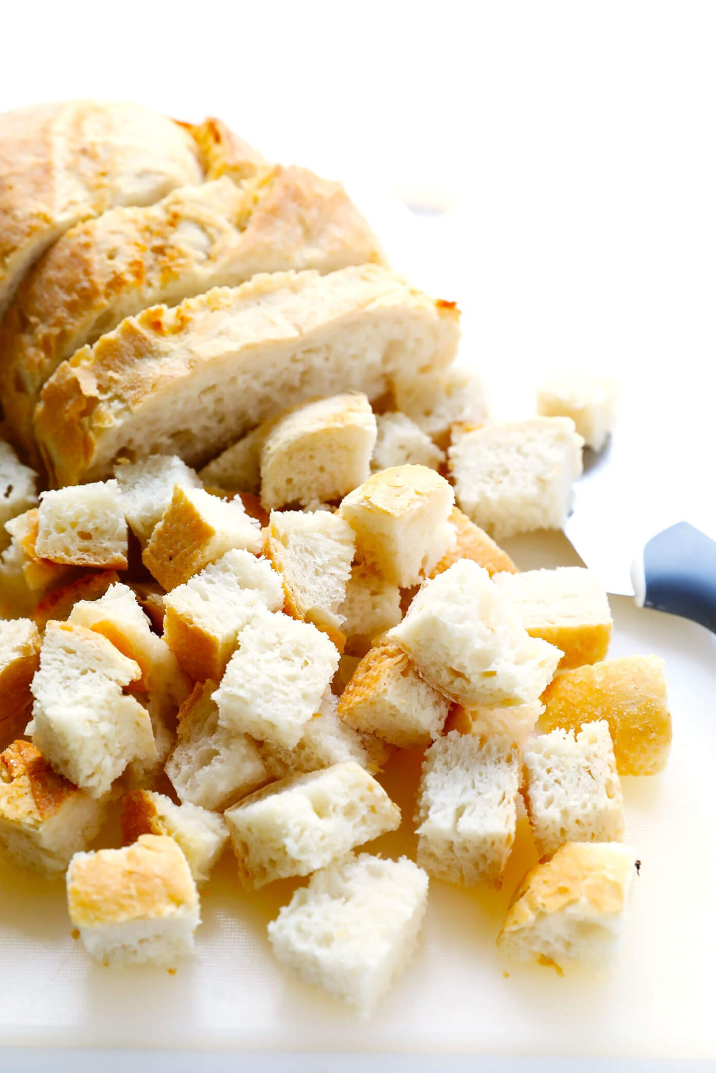 Bread for Homemade Croutons Recipe