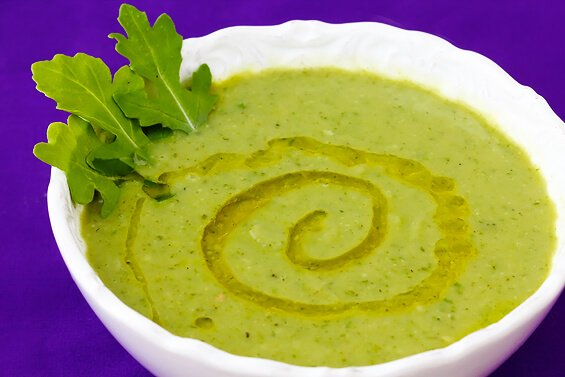 zucchini soup recipe key ingredient creamy basil zucchini soup recipe ...