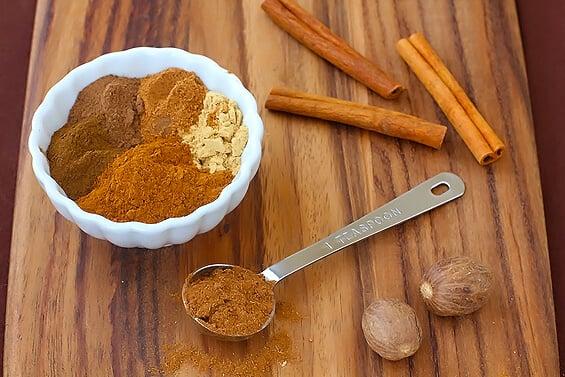 Pumpkin Pie Spice Recipe | gimmesomeoven.com