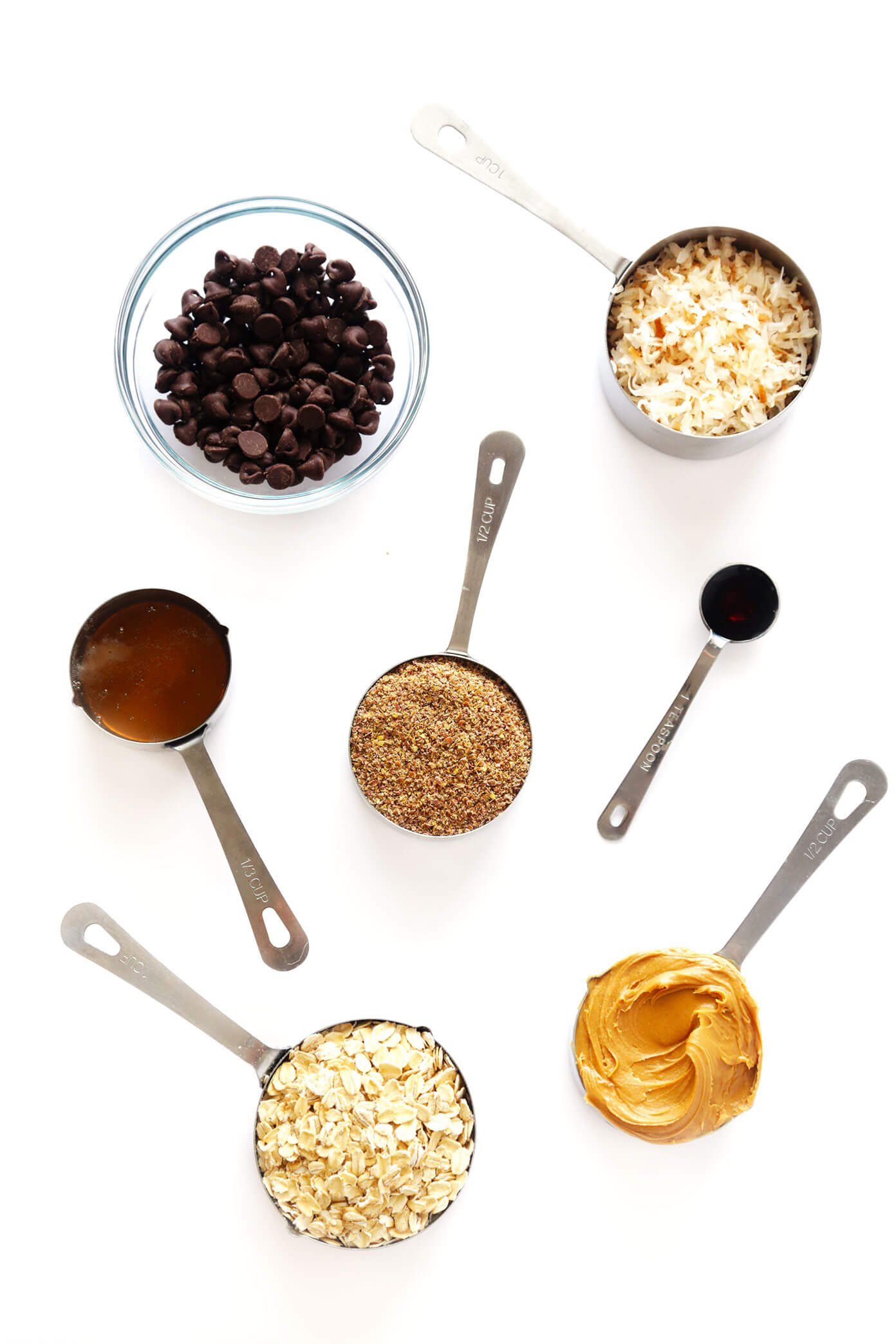 Energy Bites Ingredients