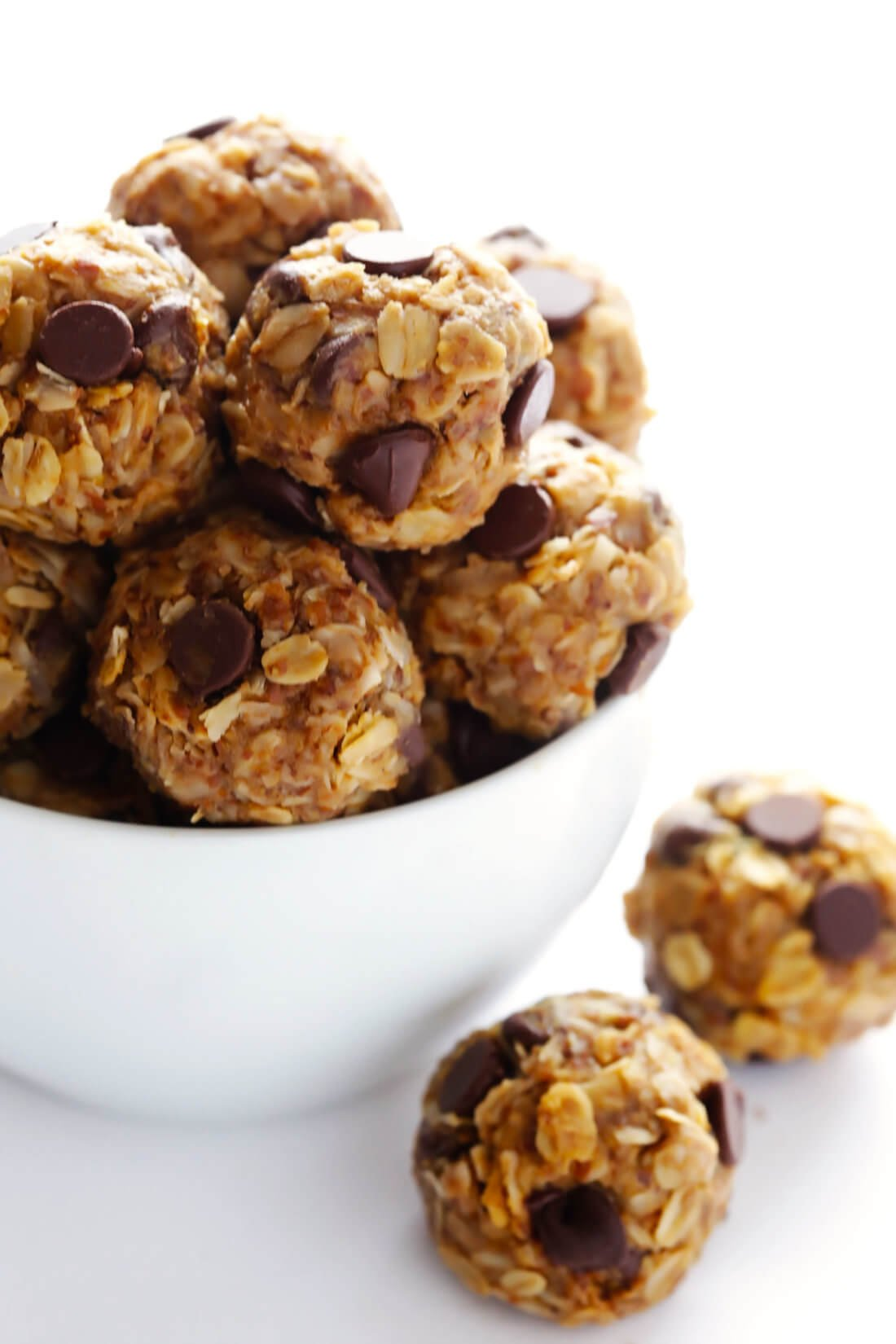 No-Bake Energy Protein Balls