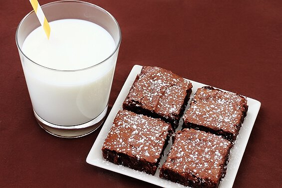 Bailey's Irish Cream Brownies
