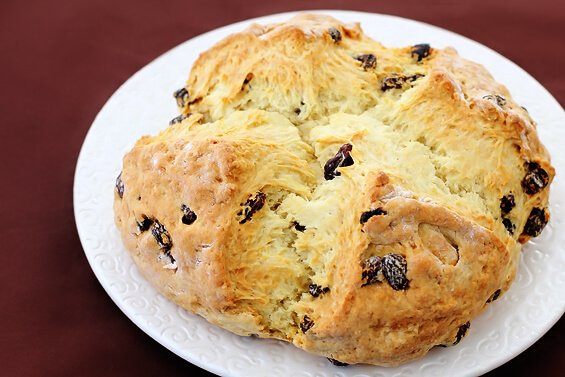 Irish Soda Bread | gimmesomeoven.com
