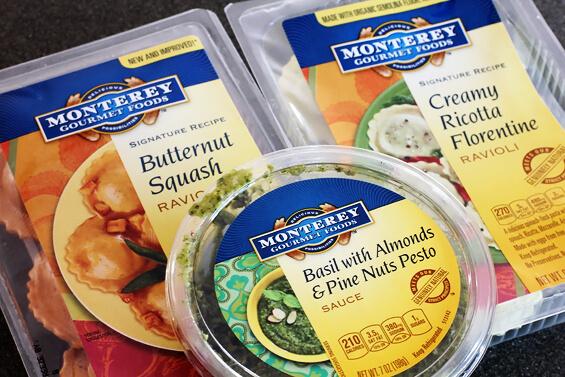 Monterey Gourmet Foods Sauce Recipe