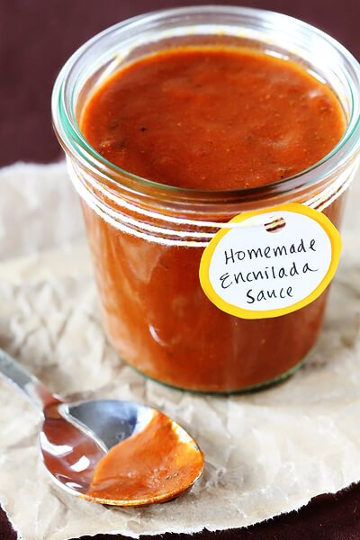Homemade Enchilada Sauce Recipe Video 1 Minute