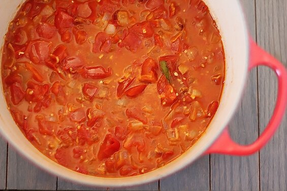 Roasted Tomato Bacon Soup Recipe Gimme Some Oven