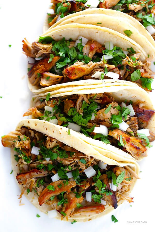 Crispy Slow Cooker Carnitas -- This favorite Mexican pork recipe is ...
