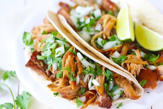 Crispy Slow Cooker Carnitas