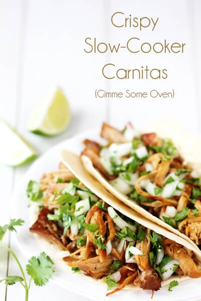 how to cook pork carnitas in the oven