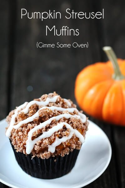 Pumpkin Cinnamon Streusel Muffins Recipes — Dishmaps