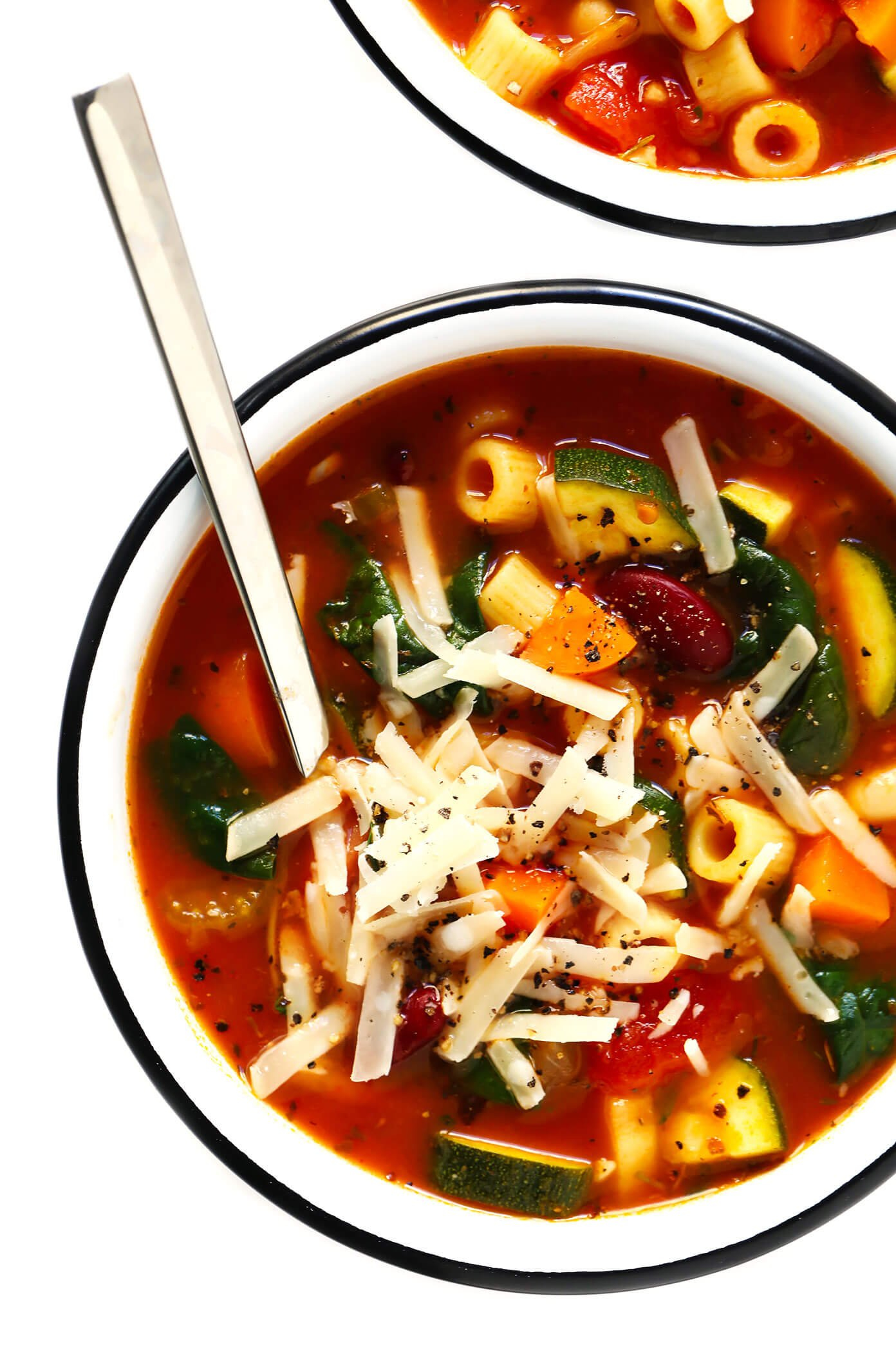 Minestrone Soup Gimme Some Oven