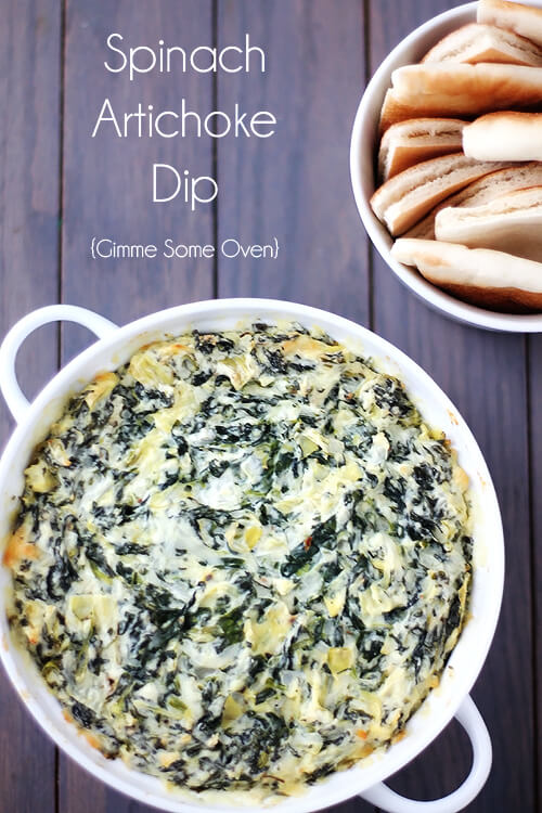 how to make spinach dip with cream cheese