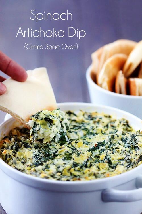 Spinach Artichoke Dip (gimmesomeoven.com)