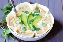 White Chicken Chili {Gimme Some Oven}