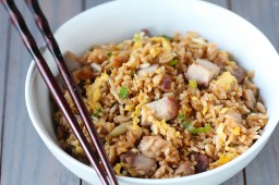 Pork Fried Rice + $1000 visa giftcard giveaway