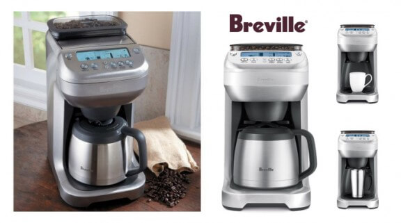 breville coffee maker instructions
