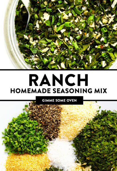 Ranch Seasoning Mix