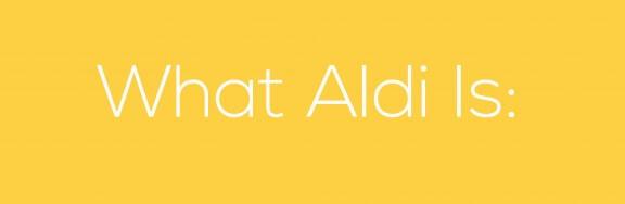 ALDI 101: A 3-Part Series on Shopping At Aldi | gimmesomeoven.com