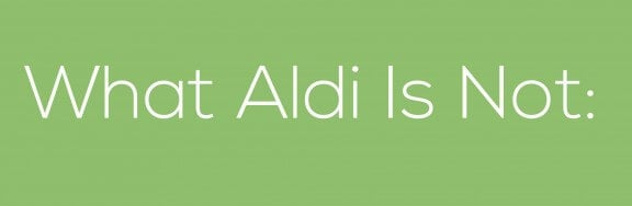 ALDI 101: A 3-Part Series on Shopping At Aldi | gimmesomeoven.com